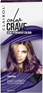 Clairol Colour Crave Semi Permanent Hair Dye Orchid 60ml