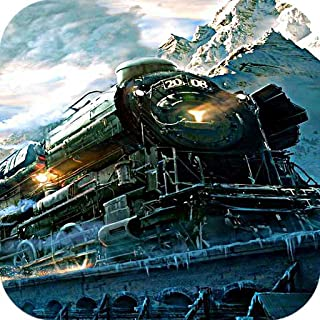 Abstact Train Live HD Wallpaper