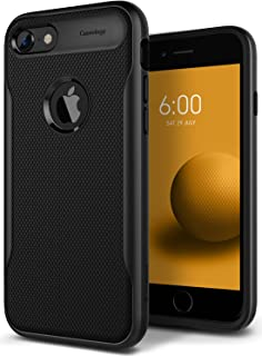 Caseology Apex 2 for Apple iPhone 8 Case (2017) / for iPhone 7 Case (2016) - Black