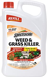 Spectracide Weed & Grass Killer3, AccuShot Refill, 1.33-Gallon, 4-Pack