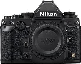 Nikon Df 16.2 MP CMOS FX-Format Digital SLR Camera Body (Black)