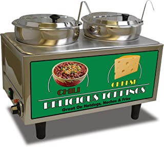 Best nacho and cheese warmer Reviews