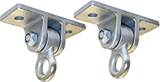 Eastern Jungle Gym Heavy Duty Swing Hangers with Bronze Bushing for Wooden Swing Sets One Pair - Swing Set Parts