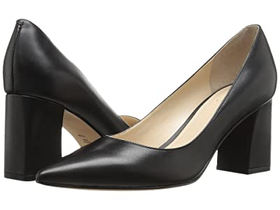 Marc Fisher LTD Zala Pump (Black Leather II) Women