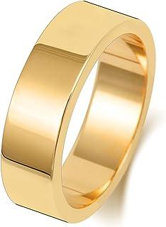 Anello Fede Nuziale Uomo/Donna 6mm in Oro giallo 18k (750) WJS1882818KY
