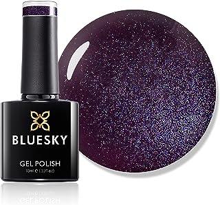 Bluesky Gel Nail Polish, Rock Royalty, 80524, 10 ml, Dark (Requires Curing Under UV/LED Lamp)