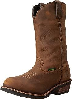 Men's Albuquerque Waterproof Boot,Mid Brown Oily,11.5 EW US