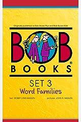 Bob Books Set 3: Word Families Kindle Edition