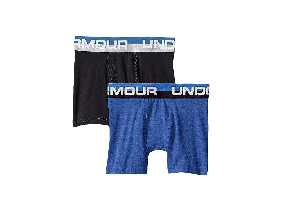 Under Armour Kids - Under Armour Kids 2-Pack Cotton Boxer Brief