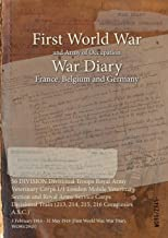 56 DIVISION Divisional Troops Royal Army Veterinary Corps 1/1 London Mobile Veterinary Section and Royal Army Service Corps Divisional Train (213, 214, ... (First World War, War Diary, WO95/2945)