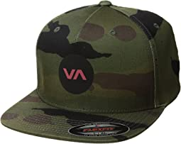 RVCA - Bruce Fitted Hat