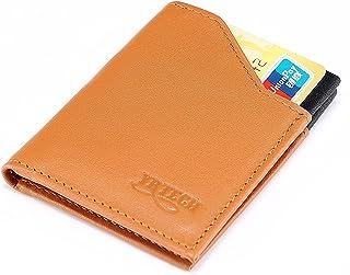 Front PocFront Pocket Wallet Slim for Men RFID Minimalist Wallets Credit Card Small Leather Walletket Wallet for Men RFID ...