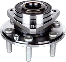 ECCPP Rear Wheel Hub Bearing Assembly 6 Lugs for 2011 Saab Cadillac Compatible with 513289