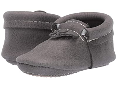 Freshly Picked Mini Sole City Moccasins (Infant/Toddler) (Blue Spruce) Boys Shoes