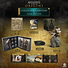 assassin's creed gods collector's edition