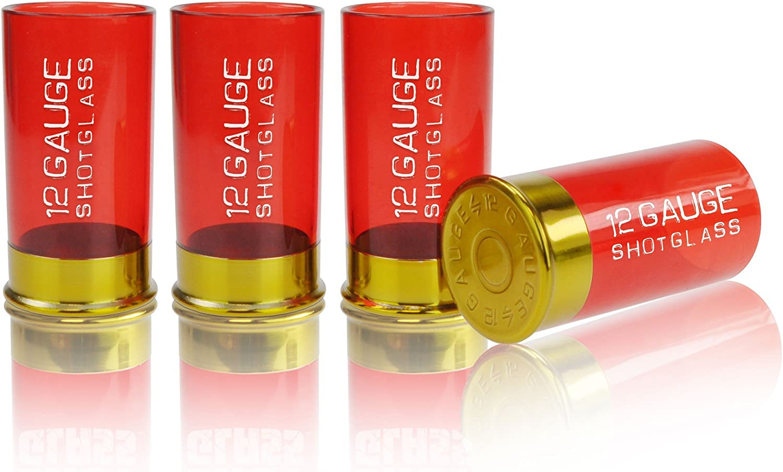 Shot Glass, 12-Gauge by Mustard