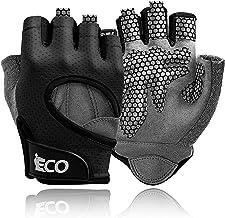 iECO Fitnesshandschoenen trainingshandschoenen voor krachttraining, bodybuilding, krachtsport, crossfit dames en heren