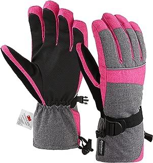 pink snowmobile ski loops