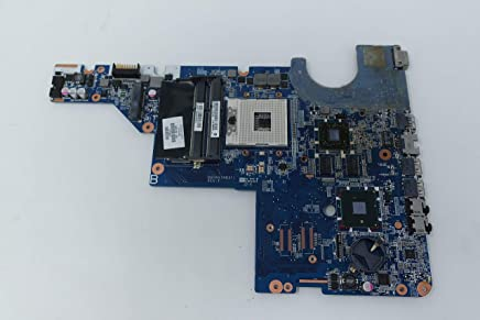 COMPRO PC Scheda Madre Perfettamente FUNZIONANTE per HP G72-110EL 595183-001 - Confronta prezzi
