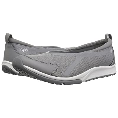 Ryka Finesse (Frost Grey Fabric/PU) Women