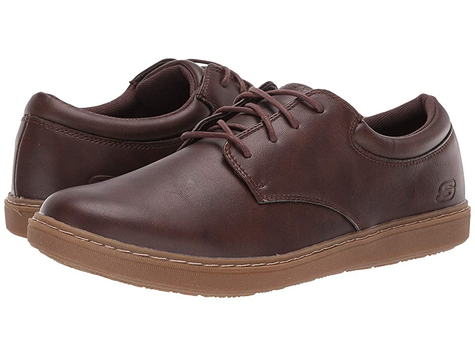 SKECHERS Lanson Escape (Chocolate) Men