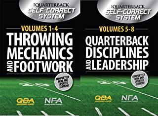 NFA The Complete Quarterback Self- Correct System- Volumes 1-8