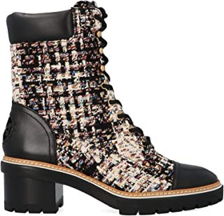 Luxury Fashion Womens 57667982 Multicolor Ankle Boots   Fall Winter 19