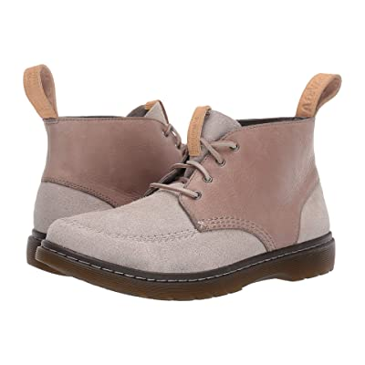 Dr. Martens Holt Revive (Taupe Hairy Suede/Taupe Mesa) Men