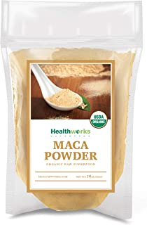 raw mesquite powder