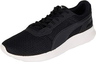 PUMA ST Activate Puma Black-Puma Black-Rosewa Moda Ayakkabılar Erkek
