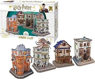 4D Cityscape Harry Potter Great Hall Paper 3D Puzzle Standard