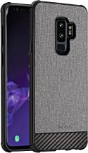 Galaxy S9 Plus Case, ProCase Slim Hybrid Shockproof Protective Case Anti-Scratch Cushion Bumper with Reinforced Corners, Anti-Fingerprint Back Cover for 6.2 Inch Galaxy S9+ 2018 -Grey