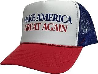 blue make america hat