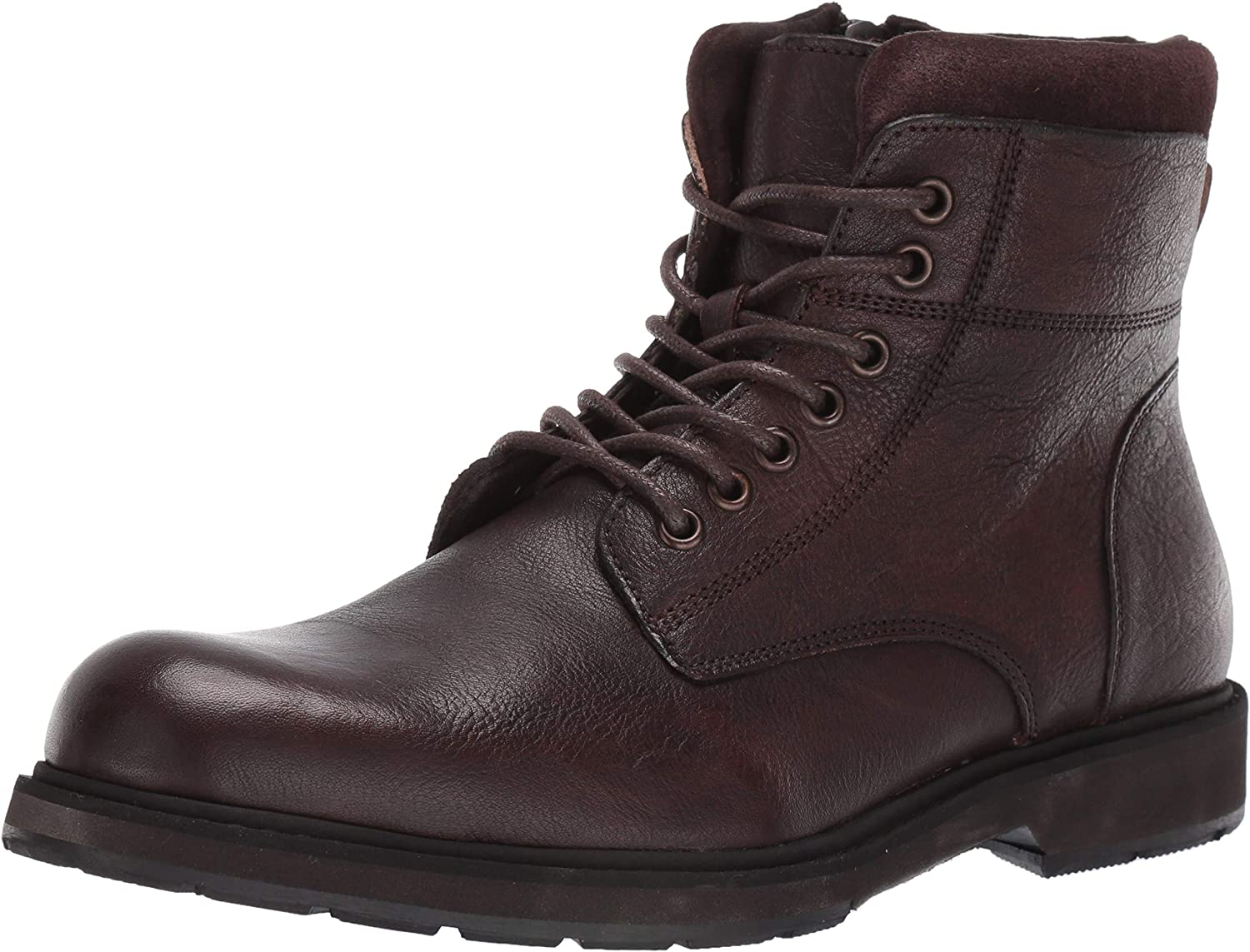 Kenneth Cole REACTION Mens Drue Boot Combat Boot