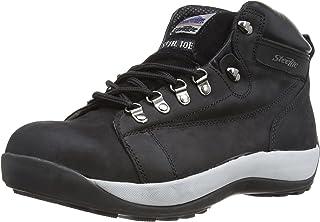 Portwest Steelite Mid Cut Nubuck Boot Sb, Chaussures de sécurité Homme, Noir (Black), Taille 38 (5 UK)