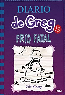 Diario de Greg #13. Frío fatal
