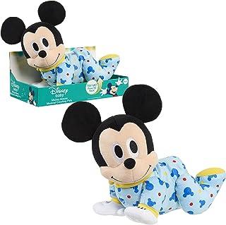 Mickey Mouse Disney Musical Crawl Along Pals Plush- میکی ، چند رنگ ، مدل: 12128