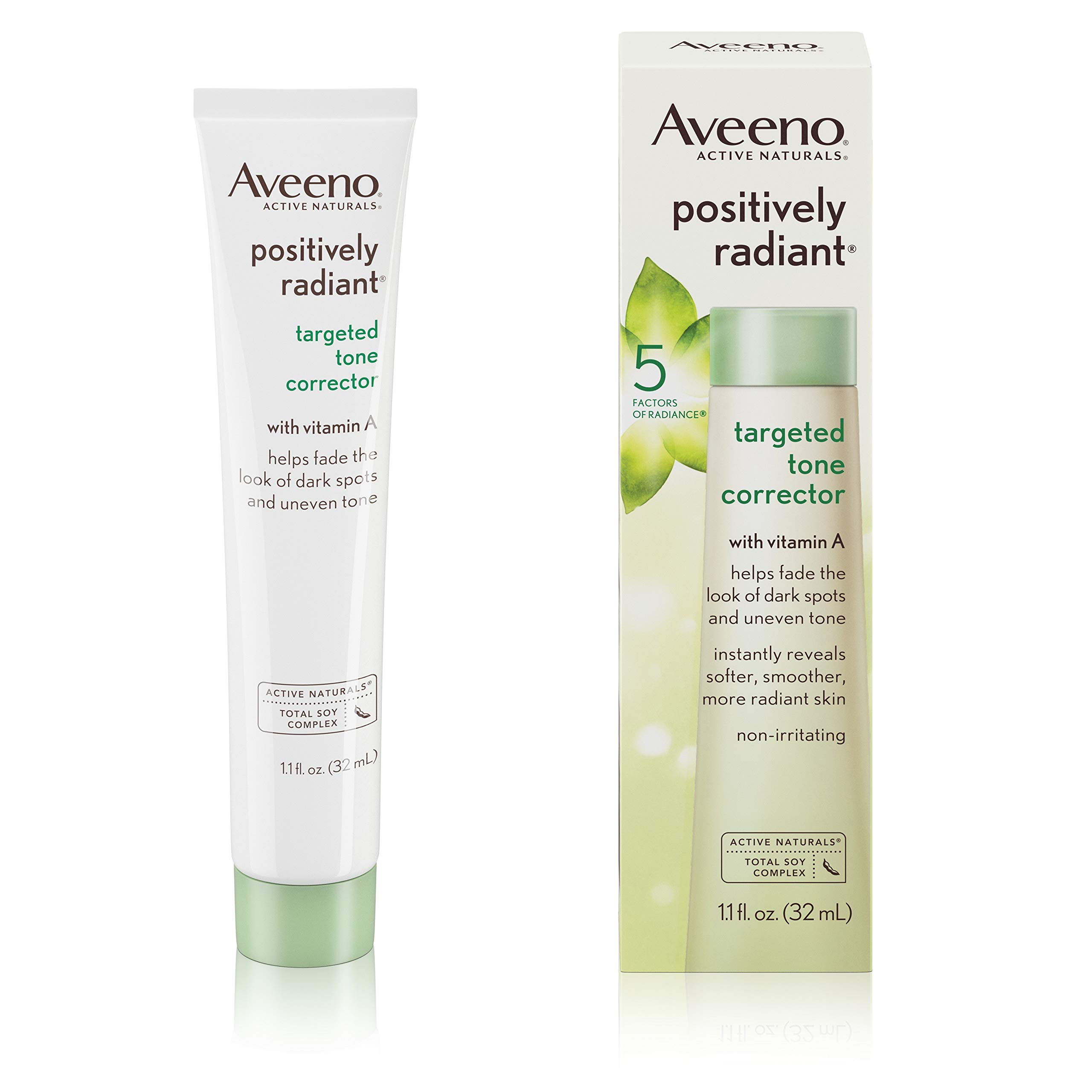 Aveeno Positively Radiant Targeted Corrector