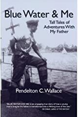 Blue Water and Me Kindle Edition