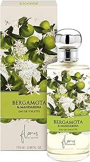 Frasco 175 ml flores de Saphir bergamota & mandari