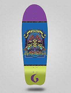 Glutier Surfskate Deck Before The Dark 31 Fish...