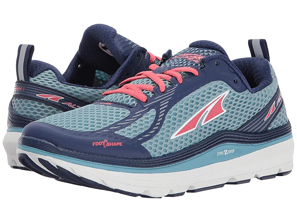 Altra Footwear Paradigm 3 (Dark Blue) Women
