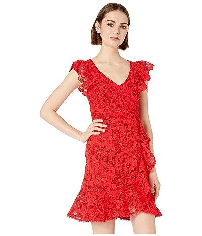 Nanette Lepore Valentine Dress (Poppy) Women