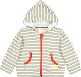 loud + proud 中性婴儿 Kapuzenjacke, Aus Bio Baumwolle, GOTS Zertiziziert 长袖运动夹克