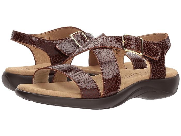 SAS Laguna (Weave Henna) Women's Sandals