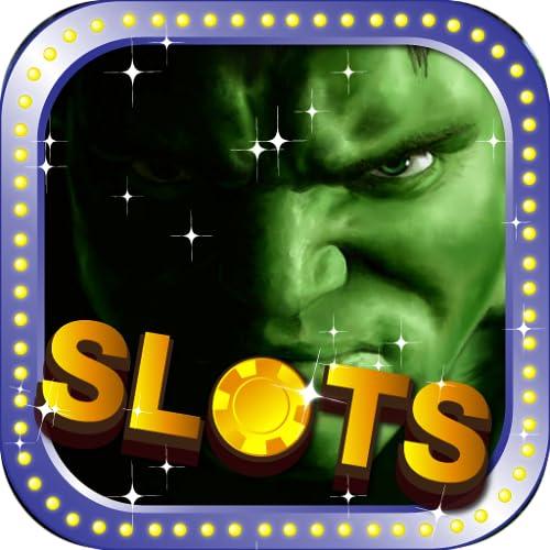 Mega Slots : Hulk Demon Edition - Free, Live, Multiplayer Casino Slot Game