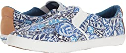 Jungle Breeze Print/Blue Multi