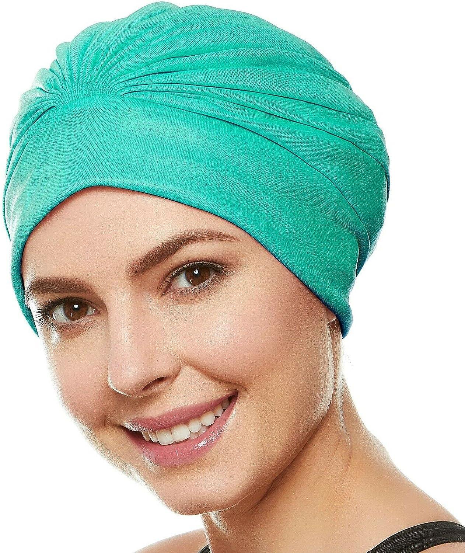ANTETO SHOP Swimming ふるさと割 Cap 推奨 Ladies Swim Shower Turban Style Ba