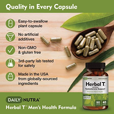 Best herbal natural testosterone booster the is what Best Herbs