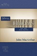 Best hebrews study guide john macarthur Reviews